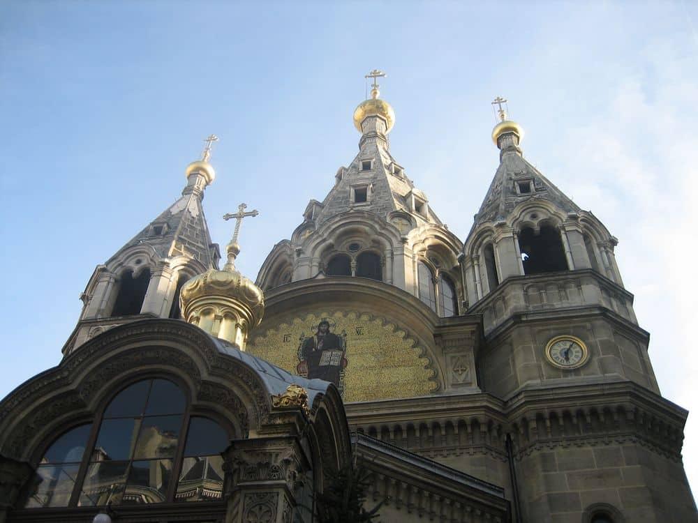Église Saint-Alexandre-Nevski