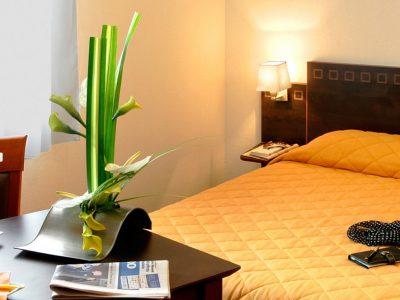 Appart'hôtel à Paris chambre