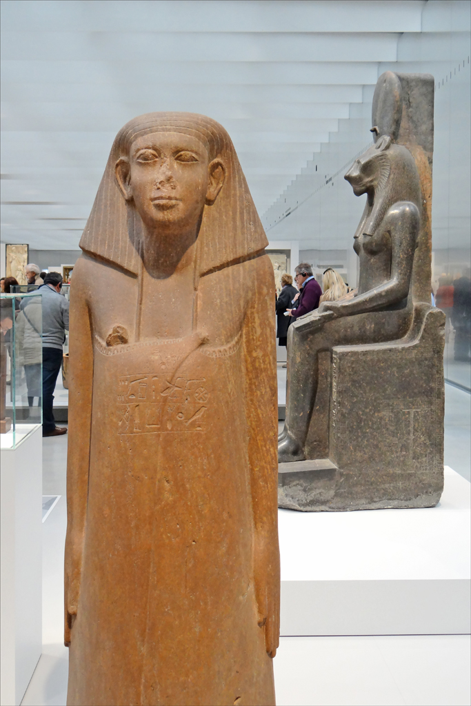 Antiquités égyptiennes- Musée du Louvre