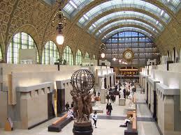 Grande nef centrale - Paris Musée d'Orsay