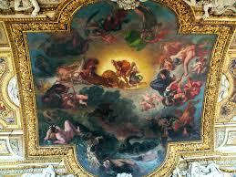 Palais du Louvre - Galerie d'Apollon - Delacroix