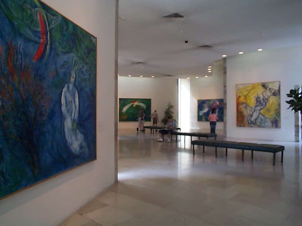 Musée Chagall Nice